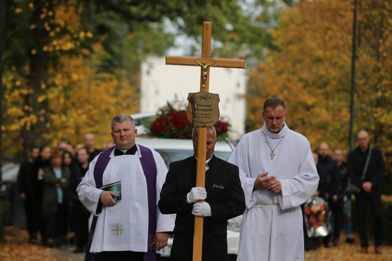 Pogrzeb Tomasza Skrzypka