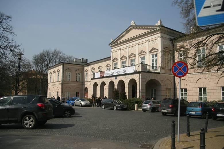 Tak wyglądał plac Litewski przed rozpoczętym pięć lat temu remontem