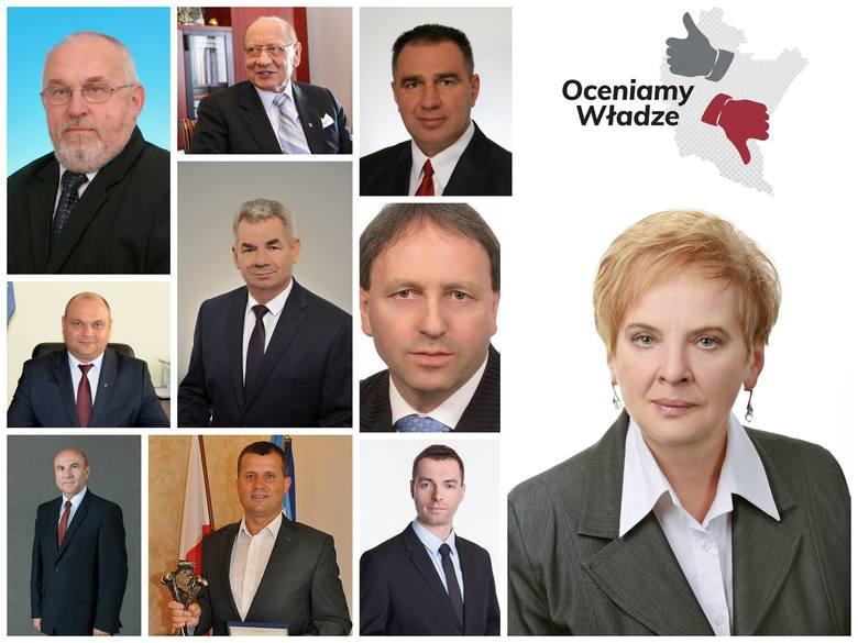 Prezydent, burmistrzowie, wójtowie najlepiej oceniani w akcji Samorządowiec Podkarpacia (dane z 10 września z godz. 9:30)