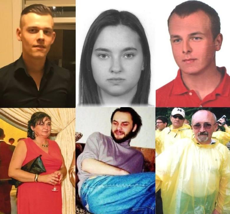 Podlaska policja poszukuje zaginionych osób. Jeśli kogoś rozpoznajesz i wiesz, gdzie przebywa, skontaktuj się z KWP w Białymstoku
