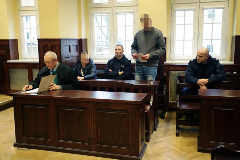 15 lat więzienia za zabójstwo na Piłsudskiego w Słupsku.