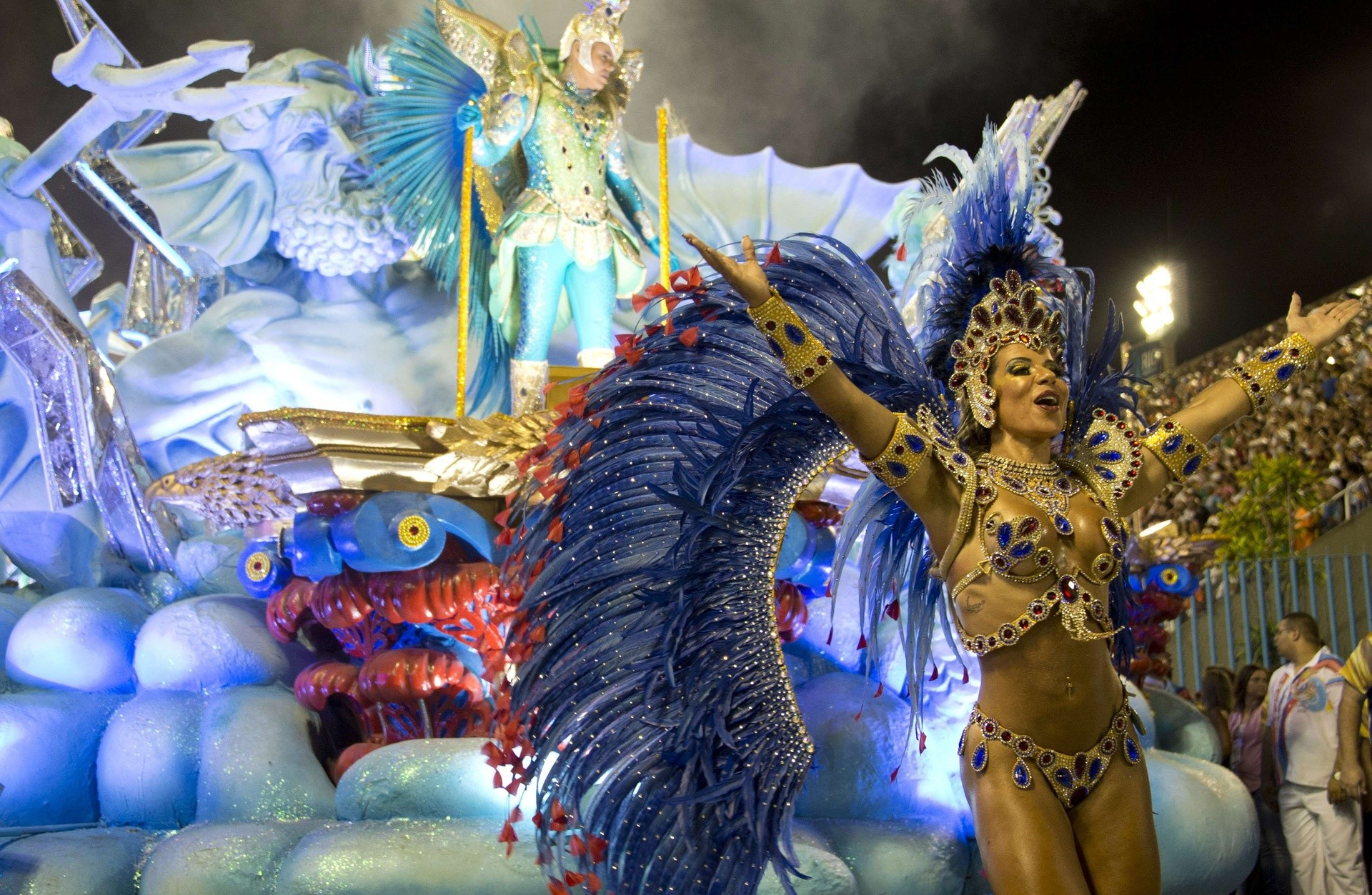 Знакомств i карнавал