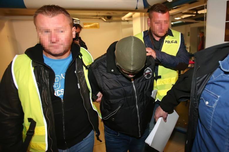 Norbert B. został zatrzymany we wrześniu
