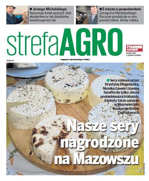 W tygodnikach bezpłatna Strefa Agro