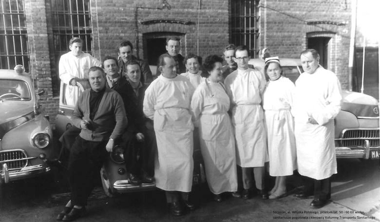 70 lat pogotowia w Szczecinie. Będzie festyn, wystawa zdjęć i inne urodzinowe atrakcje