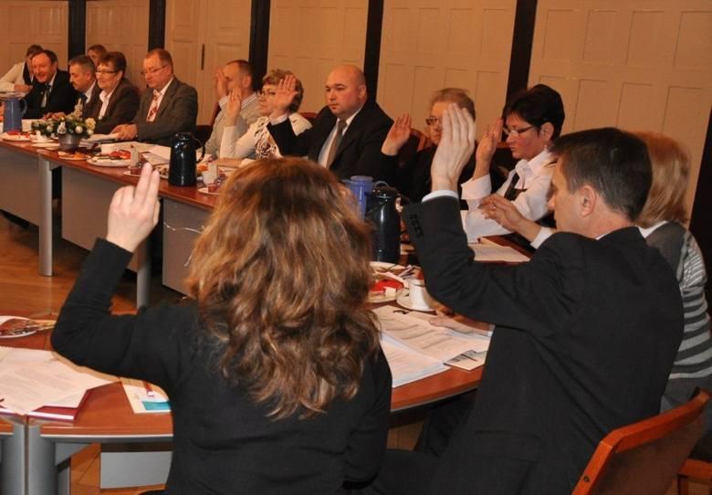 Sesja budżetowa w Oleśnie