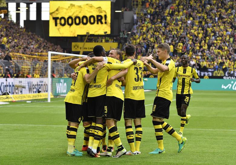 """Liga Mistrzów. Forma rywali Legii - """"potwór"""" z Dortmundu pożera wszystkich"""