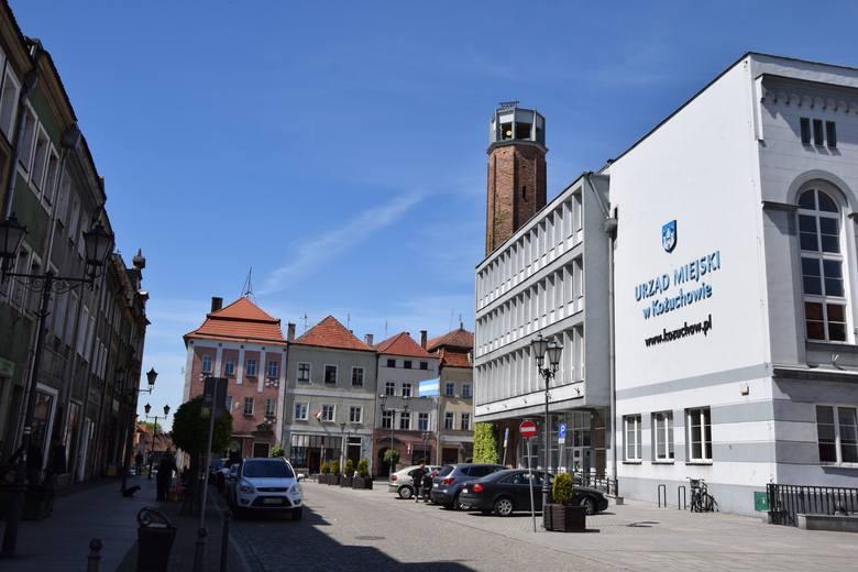 Ulice Kożuchowa są monitorowane. Można dostać mandat na podstawie zdjęcia z nagrania.