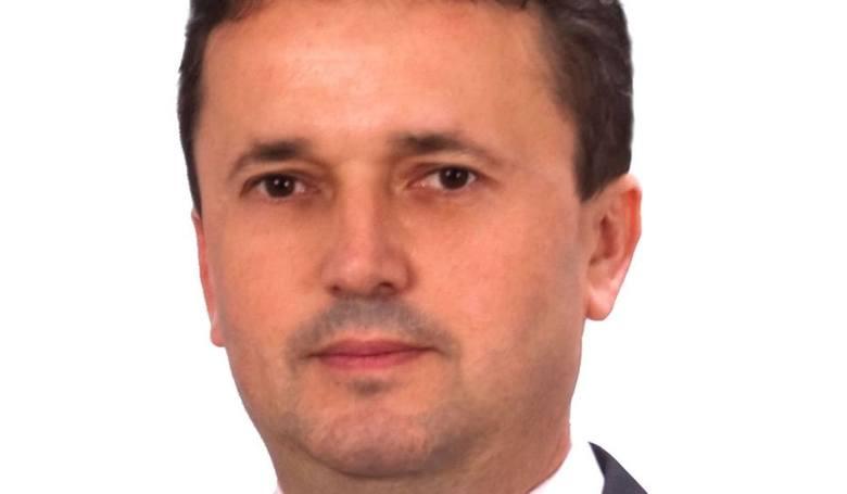 Leszek Kopeć, burmistrz Staszowa.