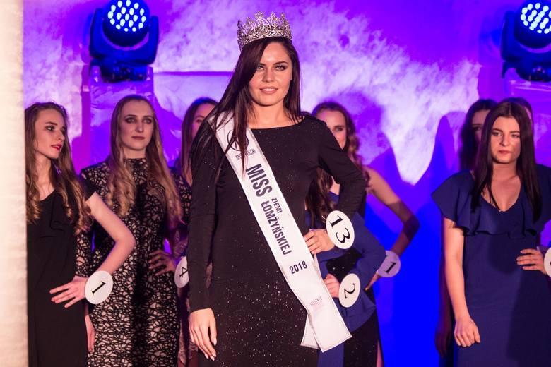 Elwira Talkowska, Miss Ziemi Łomżyńskiej 2018