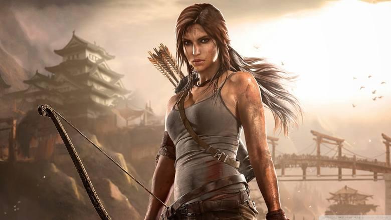 Ikona gier komputerowy, mokry sen graczy z lat 90. W najnowszch częściach Lara przeszła sporą ewolucję, naszym zdaniem na plus.