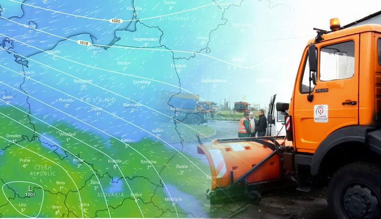 Prognoza pogody dla Polski, 14.03.2018 - 18.03.2018. IMGW ostrzega o oblodzeniach. W najbliższym czasie spadnie temperatura i przyjdzie śnieg