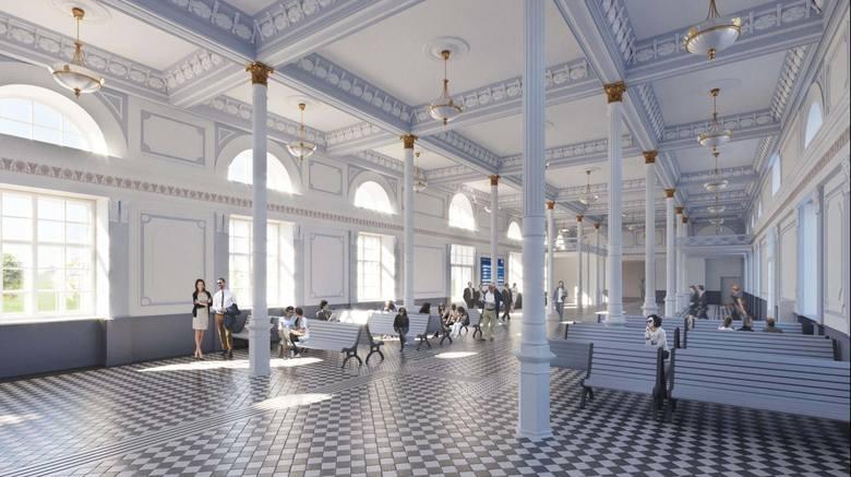 Tak będzie wyglądał dworzec PKS Białystok po modernizacji