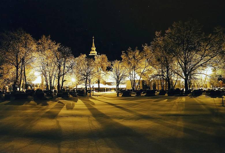 Kościół świętej Anny w Oleśnie - I miejsce - Mariusz Zwoliński z Grodziska