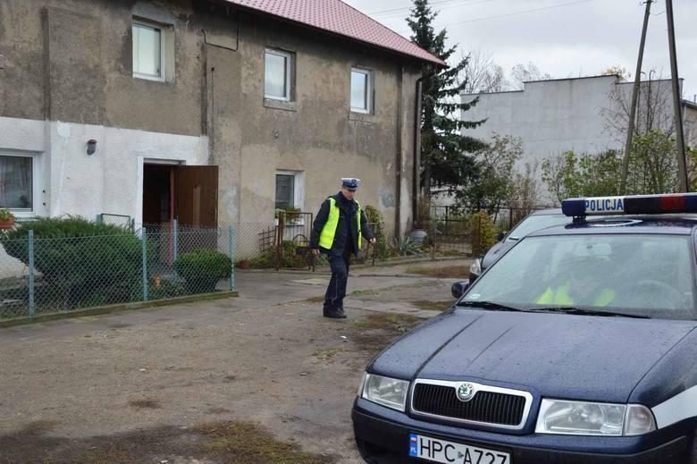 Prokuratura we Włocławku na razie nie może wiele powiedzieć na temat przyczyn tragedii w Kruszynku.
