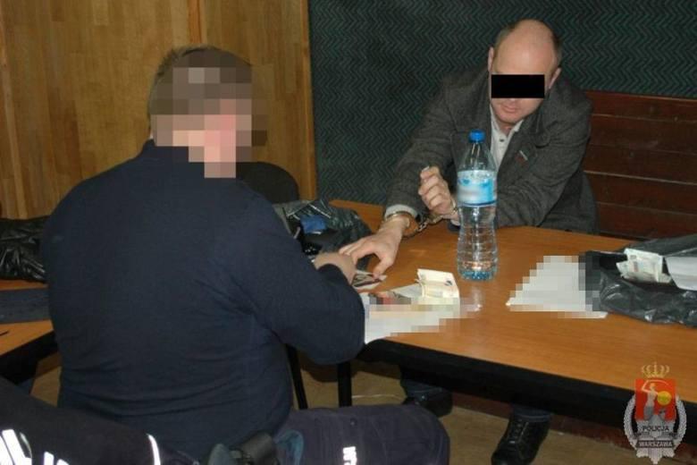 Warszawa. Gruzini z Ukraińcem napadali na kantory (zdjęcia, wideo)