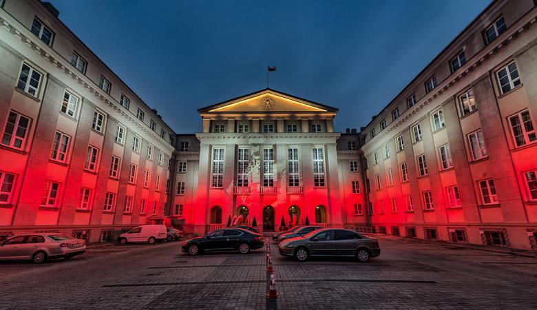 Siedziba NIK w Warszawie.foto Zbigniew Matwiej