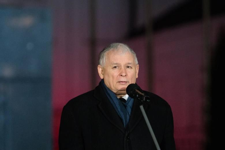 10.03.2018 warszawa 95 miesiecznica katastrofa smolenska nz jaroslaw kaczynski adam guz/polska press