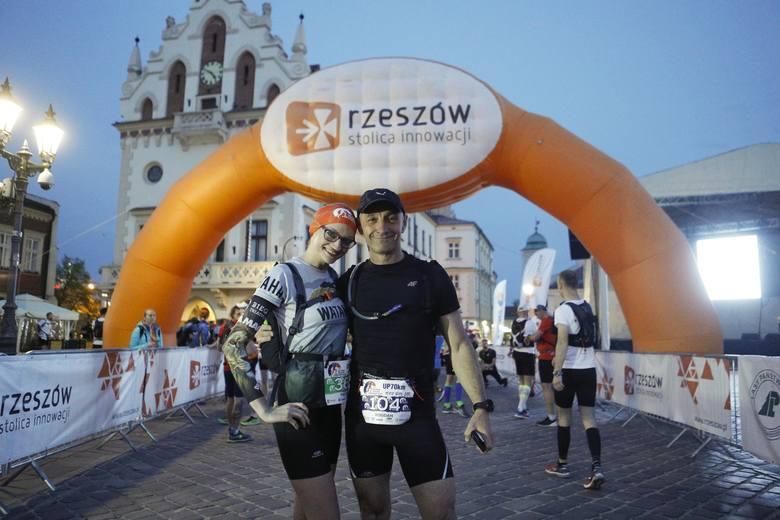 Ultramaraton Podkarpacki wystartował z rzeszowskiego Rynku.
