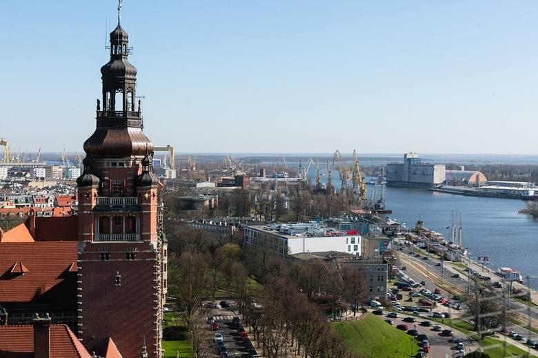 Szczecin w obiektywie naszych internautów. Zobaczcie niesamowite zdjęcia.