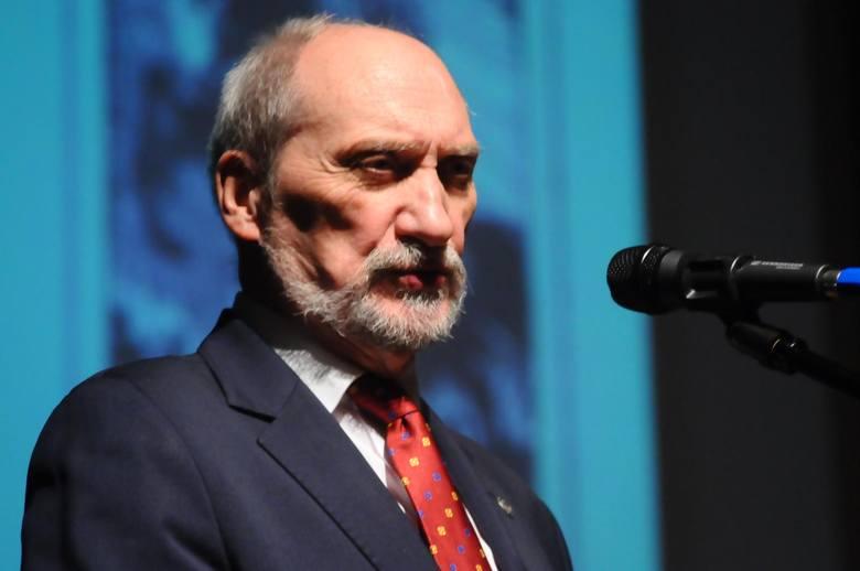 Antoni Macierewicz marszałkiem seniorem Sejmu. Jest decyzja prezydenta Andrzeja Dudy