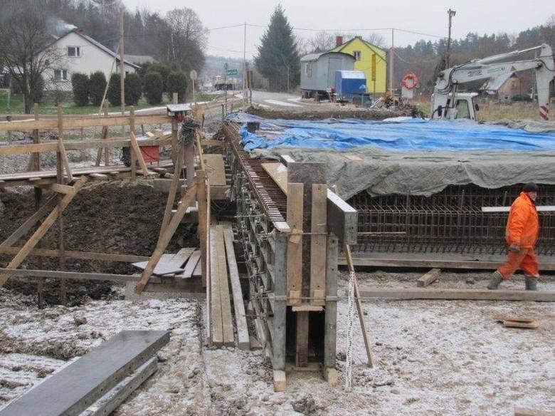 1,9 miliona złotych na drogę i most