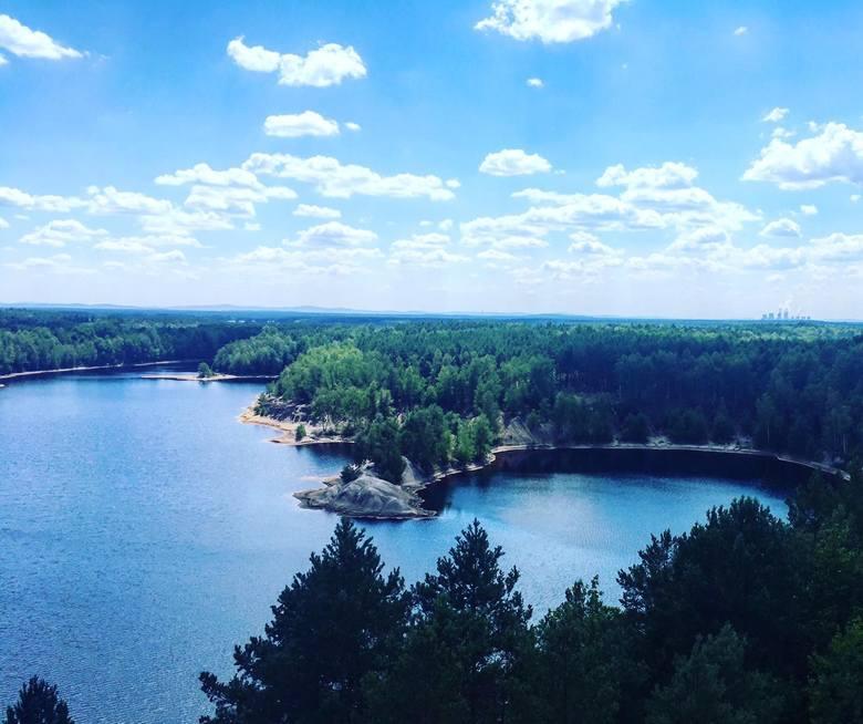 Łuk Mużakowa - Światowy Geopark UNESCO, czyli niesamowite pojezierze kolorowych jezior.