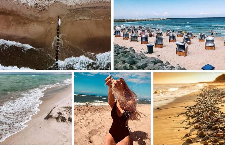 Najładniejsze zdjęcia polskiego morza na Instagramie. Zobaczcie najpiękniejsze plaże nad Bałtykiem i Zatoką Gdańską w obiektywie turystów