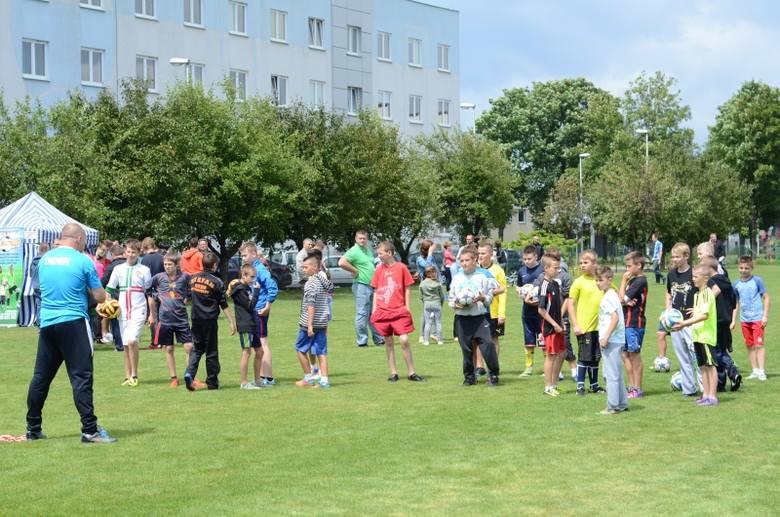 Akademia Piłkarska Galacticos wystartowała w Ostro