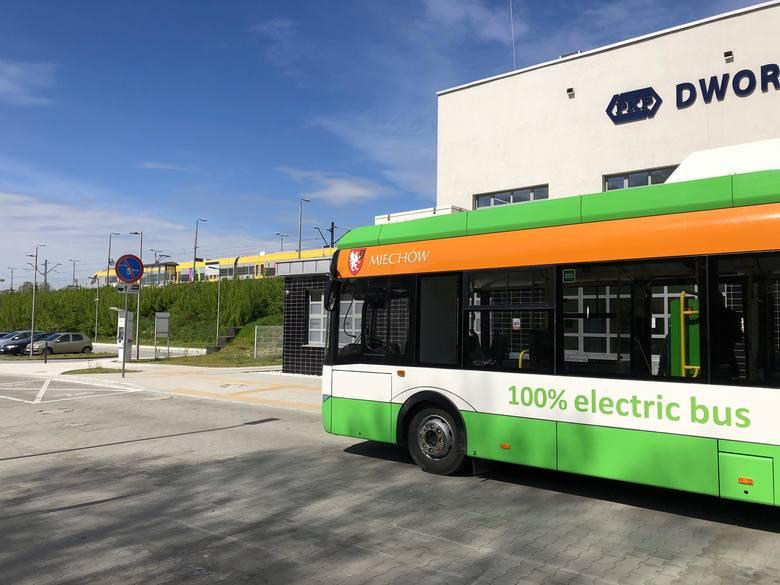 Elektryczne autobusy w Miechowie. Jakie opłaty? Gdzie przystanki?
