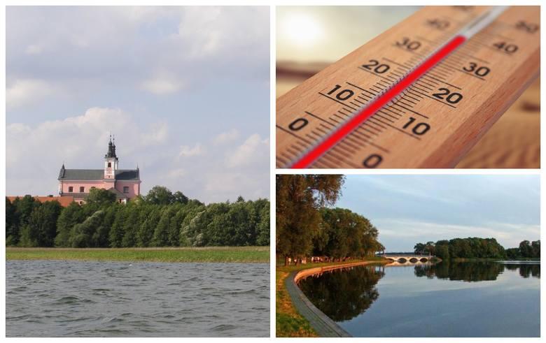 Pierwsze efekty ekstremalnych upałów z pewnością odczuły osoby, które chciały odpocząć od gorąca podczas kąpieli w jeziorze. Niestety woda zrobiła się