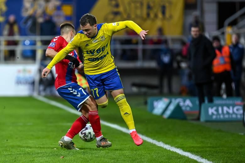 Odeszli z Arki Gdynia:Nemanja Mihajlović (skrzydłowy) - rozwiązanie kontraktu Christian Maghoma (stoper) - rozwiązanie kontraktu Odejdą z Arki Gdynia: