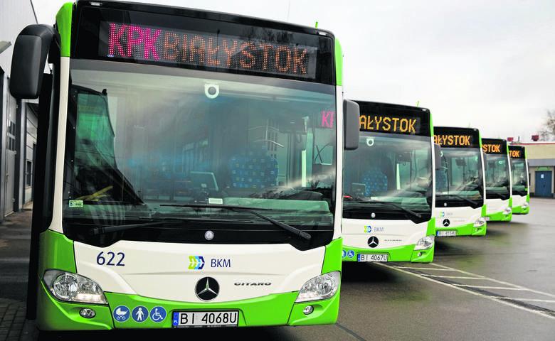 Likwidacja spółek mogłaby wywołać konflikt z Unią Europejską. Spółki kupiły nowe autobusy z funduszy unijnych. Muszą wozić nimi pasażerów przez 10 lat