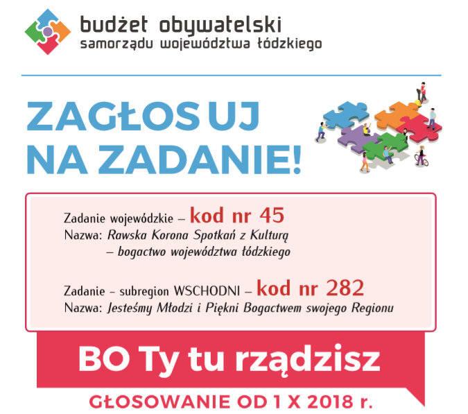 Prezentujemy następne dwa projekty budżetu obywatelskiego woj. łódzkiego