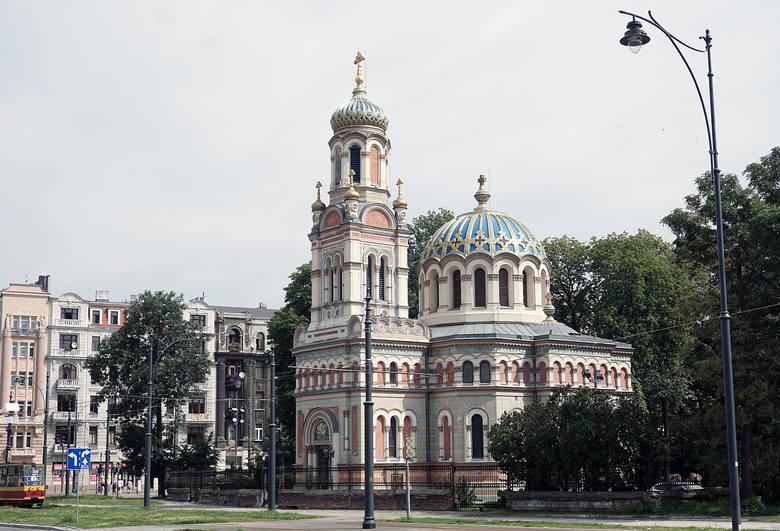 Prawosławna katedra pw. Aleksandra Newskiego
