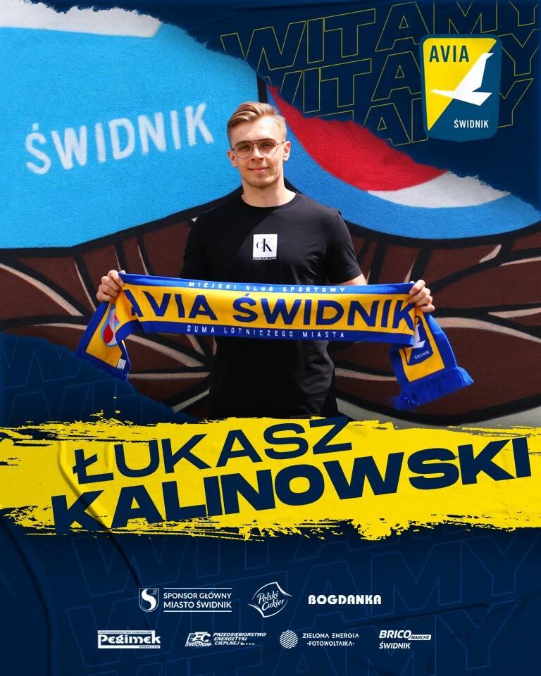 Polski Cukier MKS Avia Świdnik zakontraktował kolejnego zawodnika. Zobacz zdjęcia