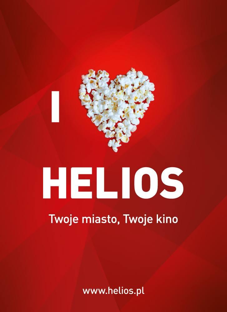 Wrocławskie kina Helios zapraszają Widzów! Helios Wrocław Bielany