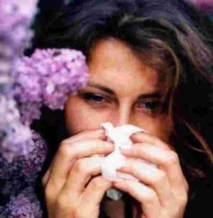 Upewnij się, że to nie alergia