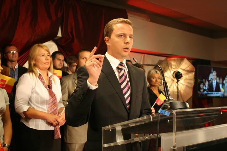 Joński chce, by Parlament Europejski wysłał obserwatorów wyborów do Polski
