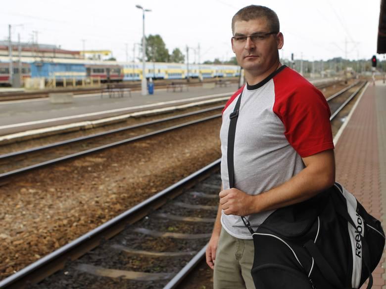 - Codziennie jeżdżę do pracy pociągiem, dlatego odwołane kursy to spore utrudnienie. Ale ja przynajmniej wiem o proteście i sprawdzę wcześniej rozkład