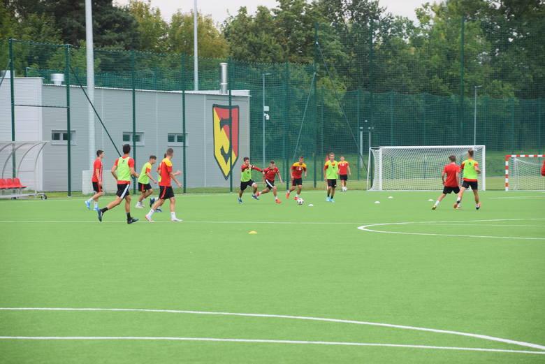 Trening juniorów do lat 18 Jagiellonii