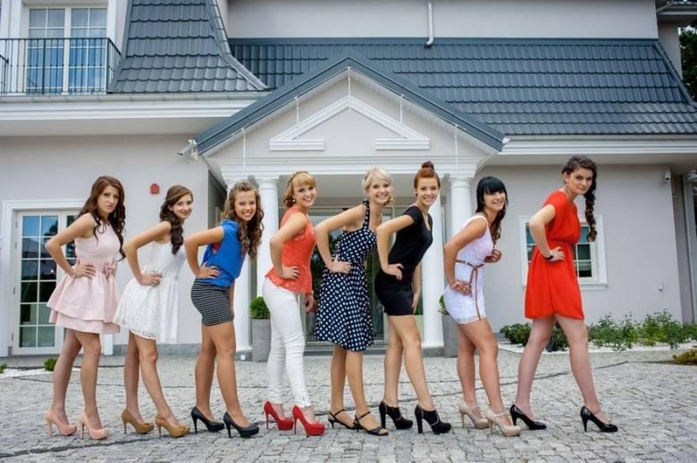 Miss lata - półfinalistki