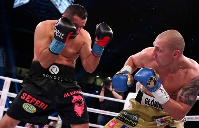Krzysztof Głowacki vs Nuri Seferi