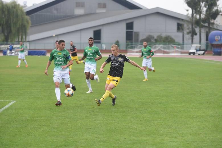 Radomiak Radom - GKS TychyW ubiegłym roku przygoda GKS-u Tychy z Pucharem Polski zakończyła się blamażem: pierwszoligowiec odpadł już w I rundzie z III-ligową