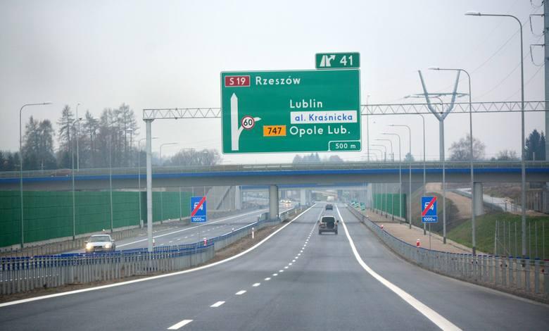 Zachodnia obwodnica Lublina. Teraz drogowcy będą kontynować budowę S19 na południe