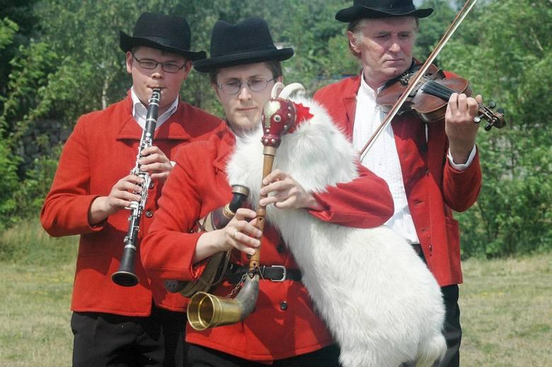 Kozioł jest instrumentem muzycznym