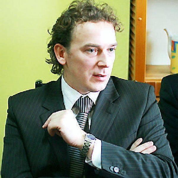 Wicestarosta Marek Szczepański