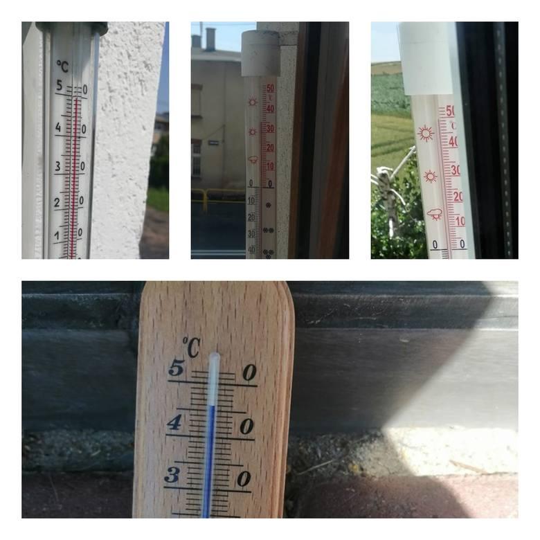 Dziś w całym regionie zrobiło się upalnie. Na termometrach widzimy grubo ponad 30 stopni w cieniu. A w słońcu temperatura bije tegoroczne rekordy! Zobaczcie