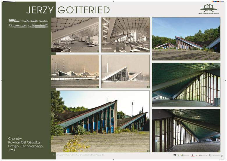Jerzy Gottfried, budowniczy Śląska: Architekt nie może myśleć, że narodził się w nim pomazaniec boży