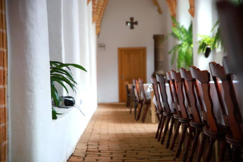 Klasztor w Żarnowcu i rekolekcje w ciszy. Tam, gdzie sól zachowała swój smak [zdjęcia, wideo]